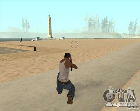 Benelli M3 Super 90 für GTA San Andreas zweiten Screenshot