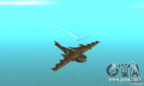 Sehr schönes Flugzeug von TimeShift für GTA San Andreas