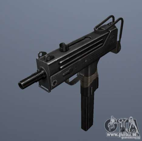 MAC10 pour GTA San Andreas