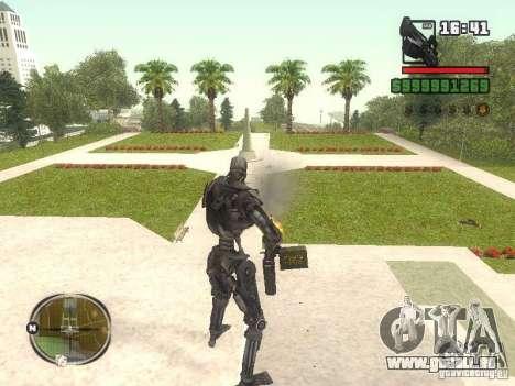 T-600 für GTA San Andreas dritten Screenshot