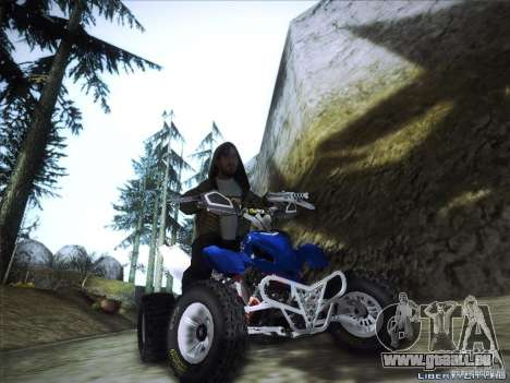 Bike Pure pour GTA San Andreas vue de droite