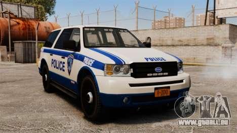 Polizei Landstalker ELS für GTA 4