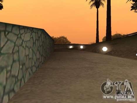 Miami House für GTA San Andreas dritten Screenshot