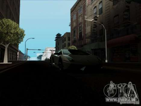 ENBSeries pour GTA San Andreas sixième écran
