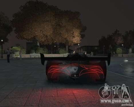 Mazda Furai für GTA 4 rechte Ansicht