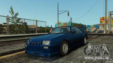 Uranus Hatchback pour GTA 4