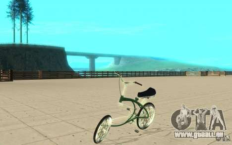 Custom Bike für GTA San Andreas