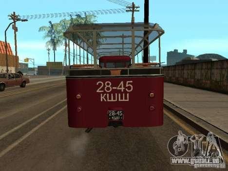 LIAZ 677 Excursion pour GTA San Andreas vue de droite