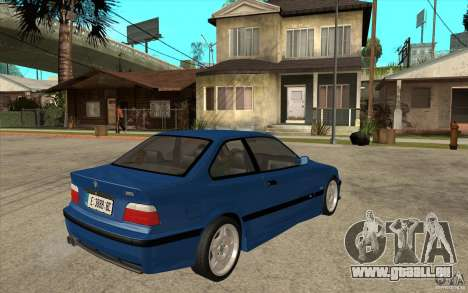 BMW M3 E36 1997 für GTA San Andreas rechten Ansicht