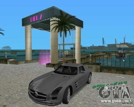 Mercedes Benz SLS AMG für GTA Vice City