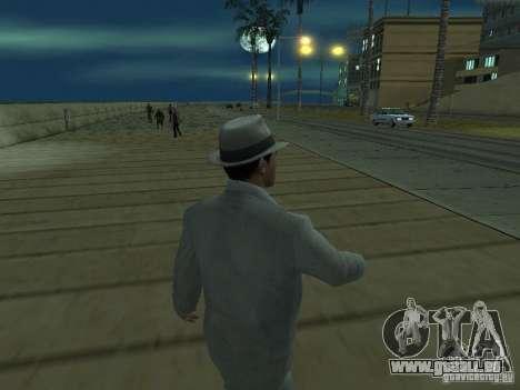 Vito Skalleta v1.5 pour GTA San Andreas quatrième écran