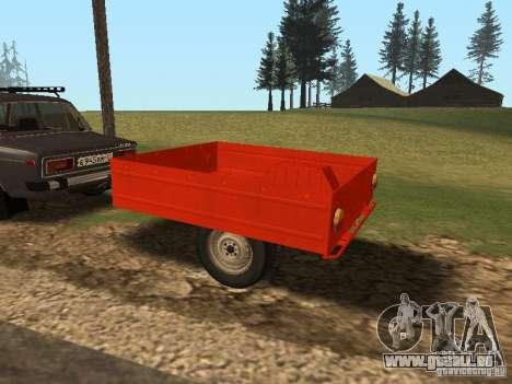 MMW 81021 pour GTA San Andreas laissé vue