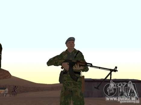 DIE PKK für GTA San Andreas