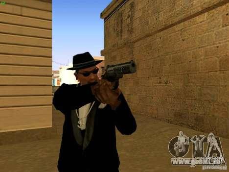 MP 412 pour GTA San Andreas quatrième écran