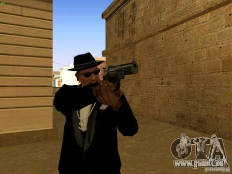 MP 412 für GTA San Andreas her Screenshot