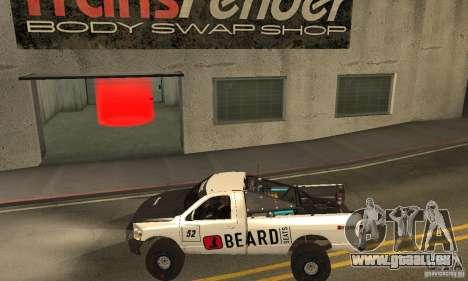 Dodge Power Wagon Paintjobs Pack 2 für GTA San Andreas linke Ansicht