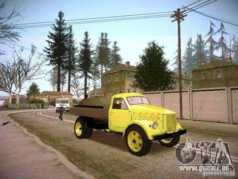 GAZ 51 Assinizator pour GTA San Andreas