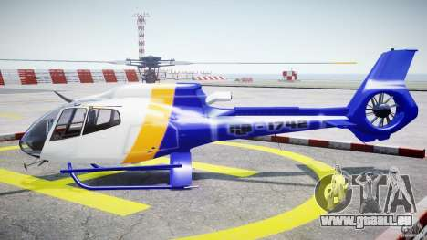 Eurocopter 130 B4 pour GTA 4 est une gauche