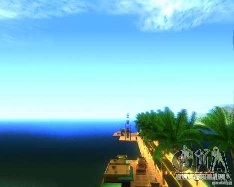 Globale grafische Änderung für GTA San Andreas