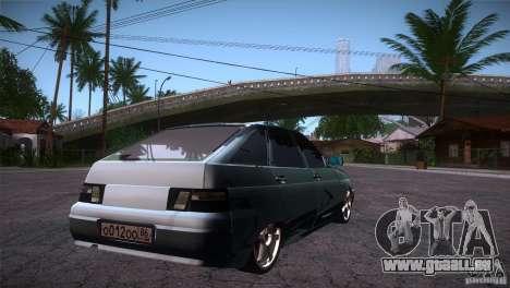 VAZ-2112 LT pour GTA San Andreas vue de droite