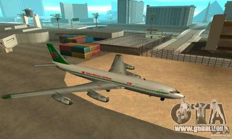 Cyber Warrior Plane pour GTA San Andreas