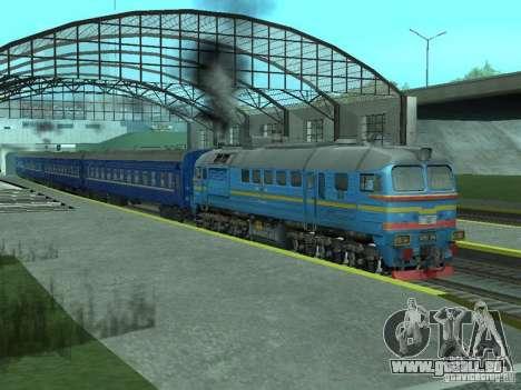 DM62 1804 pour GTA San Andreas