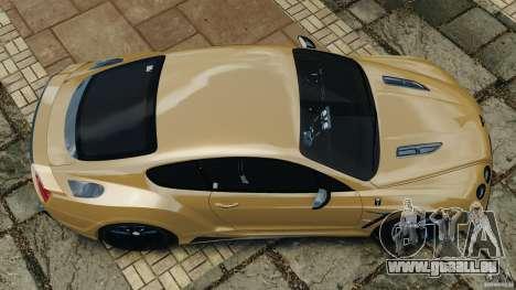 Bentley Continental GT Premier v1.0 pour GTA 4 est un droit