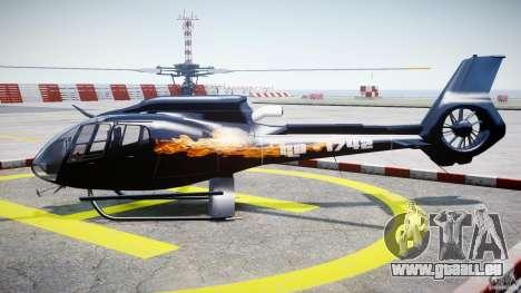 Eurocopter 130 B4 für GTA 4 linke Ansicht