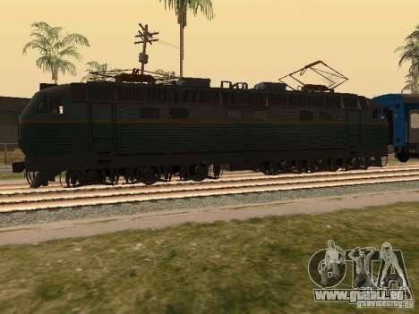 ČS4z-154 pour GTA San Andreas laissé vue