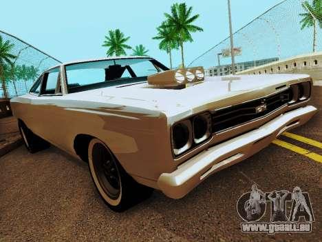Plymouth GTX pour GTA San Andreas