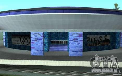 Un nouveau stade à San Fierro pour GTA San Andreas deuxième écran