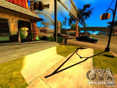 Mod Beber Cerveja V2 für GTA San Andreas dritten Screenshot