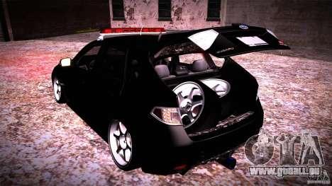 Subaru Impreza WRX STI für GTA San Andreas Seitenansicht