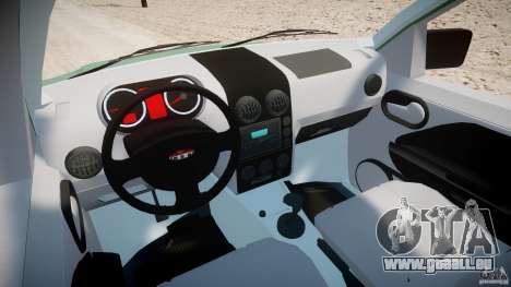 Ford EcoSport pour GTA 4 est un droit