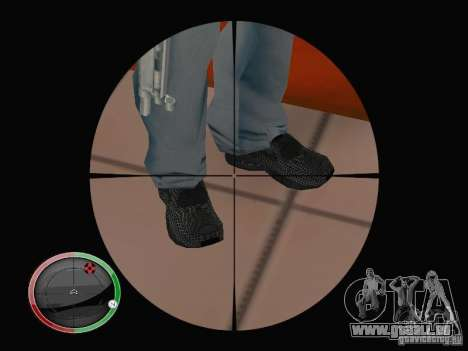 Nike Air Max für GTA San Andreas fünften Screenshot