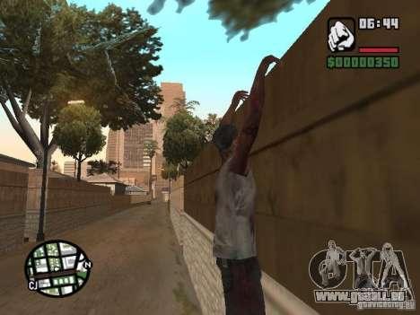 Markus young pour GTA San Andreas troisième écran