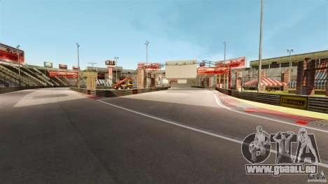 Hazyview Eight Drift Map pour GTA 4 cinquième écran