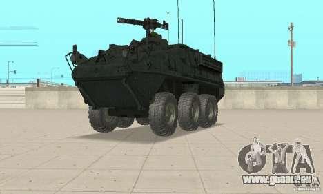 Stryker für GTA San Andreas