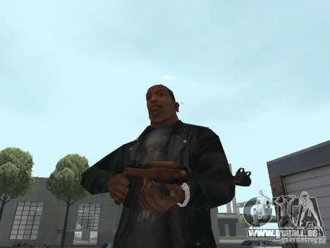 M1A1 Carbine für GTA San Andreas zweiten Screenshot