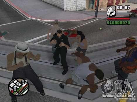 Vous ne pouvez pas battre les femmes 2.0 pour GTA San Andreas