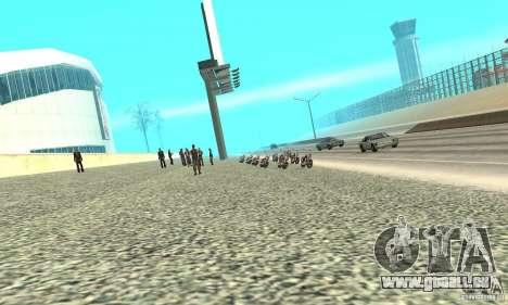 BikersInSa (die Biker In SAN ANDREAS) für GTA San Andreas zweiten Screenshot