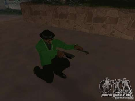 Colt 1911 für GTA San Andreas her Screenshot