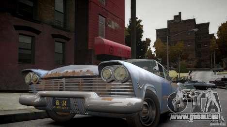 Plymouth Savoy Club Sedan 1957 für GTA 4