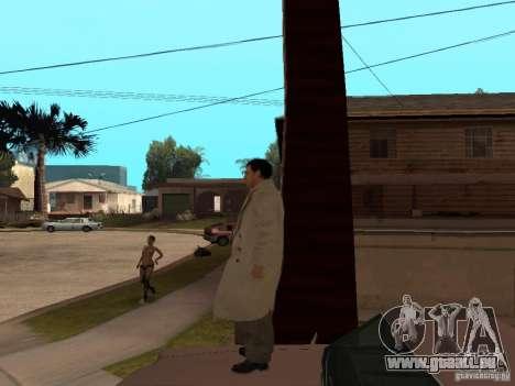 Joe Barbaro de Mafia 2 pour GTA San Andreas quatrième écran