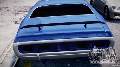 Dodge Charger RT 1971 v1.0 für GTA 4 Räder