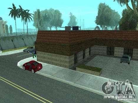 Mega Cars Mod pour GTA San Andreas neuvième écran