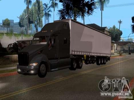 Peterbilt 389 pour GTA San Andreas