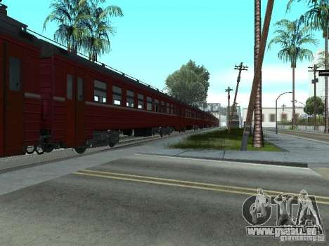 Er9m-576 für GTA San Andreas rechten Ansicht