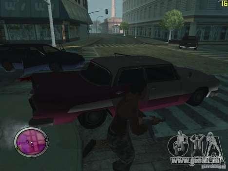 Nouvelle zone GANGSTER pour GTA San Andreas quatrième écran