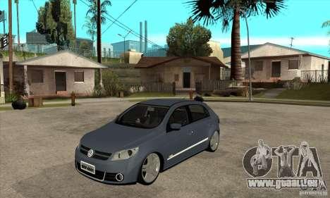 Volkswagen Gol G5 pour GTA San Andreas